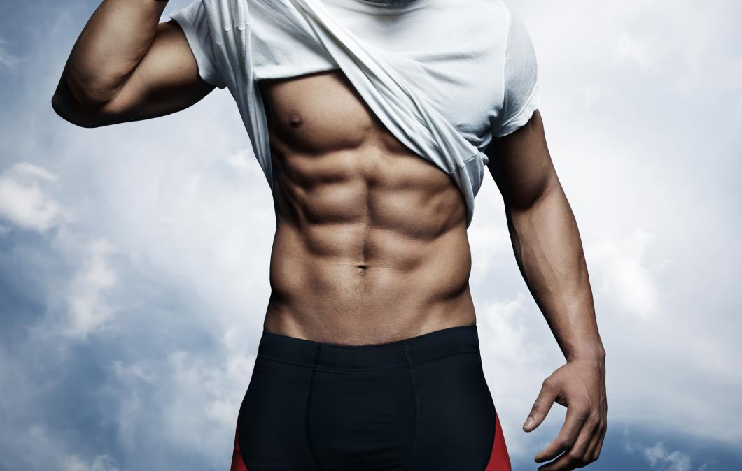 perfekten Bauch